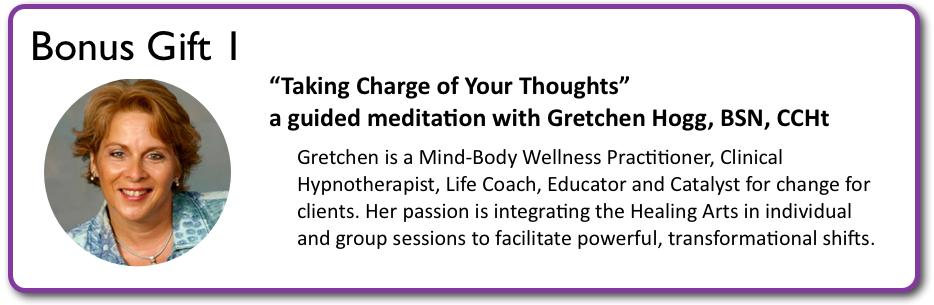 Gretchen week 3
